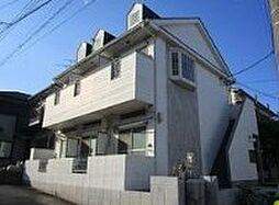 千葉県千葉市中央区千葉寺町の賃貸アパートの外観