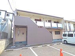 埼玉県川口市芝2の賃貸アパートの外観