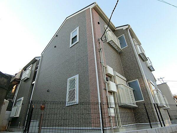 ハーミットクラブハウス南太田II[1階]の外観