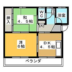 六軒駅 3.1万円