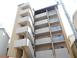 大阪府堺市西区上野芝町4丁の賃貸マンションの外観
