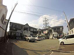 兵庫県伊丹市寺本5丁目の賃貸アパートの外観