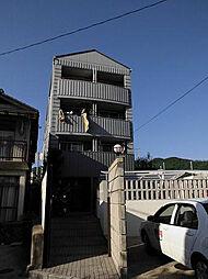 PRESTAGE・MISASAGI[3階]の外観