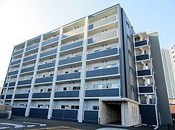 福岡県北九州市小倉北区昭和町の賃貸マンションの外観