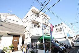 神奈川県相模原市中央区陽光台4丁目の賃貸マンションの外観
