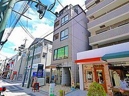 奈良県奈良市東向北町の賃貸マンションの外観