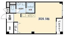 甲子園口ハウス[2階]の間取り