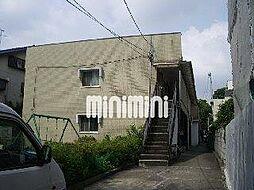 清和荘[2階]の外観