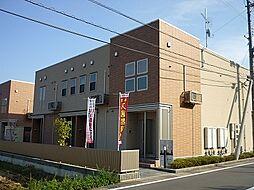 兵庫県豊岡市九日市中町の賃貸アパートの外観