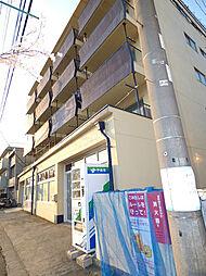桜マンション[4階]の外観
