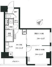 セイコーガーデンXI大塚[3階]の間取り