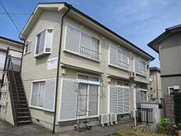 神奈川県横浜市旭区南希望が丘の賃貸アパートの外観