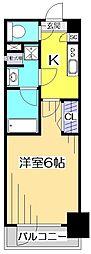 グランド・ガーラ立川[8階]の間取り