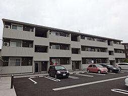 ロイヤルガーデンコート新和[1階]の外観