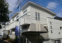 ベラフォレスタ上野毛[1階]の外観