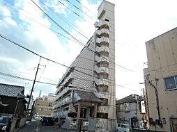福岡県北九州市八幡西区菅原町の賃貸マンションの外観