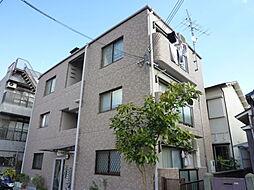 兵庫県尼崎市南塚口町8の賃貸マンションの外観