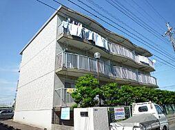 市川カトレアハイツ松塚[104号室]の外観