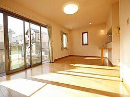 旧積水ハウス施工の平家住宅 2SLDKの居間