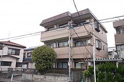 埼玉県八潮市大字上馬場の賃貸アパートの外観