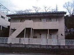 神奈川県横浜市緑区鴨居2丁目の賃貸アパートの外観