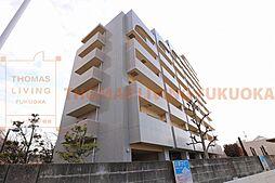 福岡県福津市東福間1丁目の賃貸マンションの外観