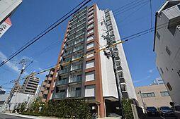 ハーモニーレジデンス名古屋新栄[6階]の外観