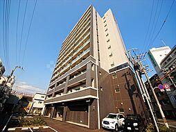 大阪府大阪市淀川区十三東3の賃貸マンションの外観