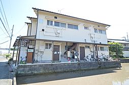 池田アパートの外観写真