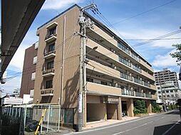 広島県福山市西町2丁目の賃貸マンションの外観