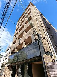 京都府京都市中京区西ノ京上合町の賃貸マンションの外観