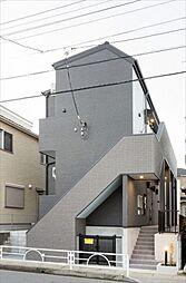 千葉県柏市千代田1丁目の賃貸アパートの外観