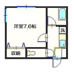 STマンション[0306号室]の間取り