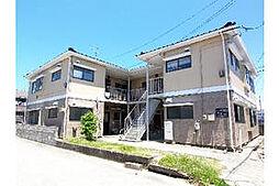 新潟県新潟市中央区神道寺1丁目の賃貸アパートの外観