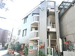 兵庫県尼崎市水堂町2丁目の賃貸マンションの外観