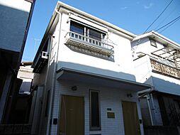 東京都練馬区南大泉4の賃貸アパートの外観