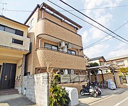 京都府京都市北区大宮玄琢北町の賃貸マンションの外観