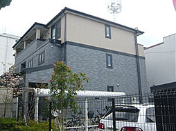 ムーンライト茨木[2階]の外観