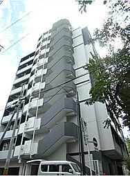 東京都中野区沼袋2丁目の賃貸マンションの外観