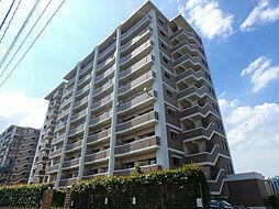 ニューシティーアパートメンツ 南小倉II[10階]の外観