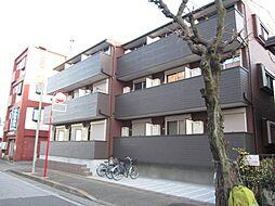 コモハイツ宮崎台[302号室号室]の外観