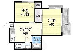井荻駅 7.0万円