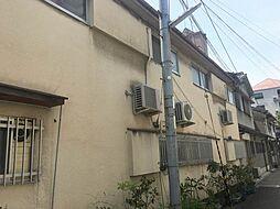 大阪府大阪市福島区吉野3丁目の賃貸アパートの外観