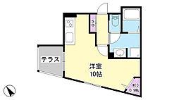 緑が丘駅 4.7万円