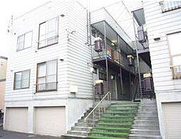 札幌市営南北線 さっぽろ駅 南33西11下車 徒歩5分の賃貸アパート