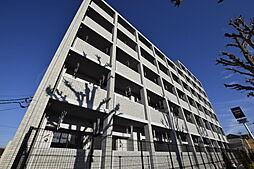 栃木県宇都宮市西川田本町2の賃貸マンションの外観