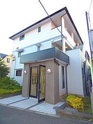 ロキシーモンシャトー[2階]の外観