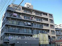 ドミールカネコ[1階]の外観