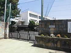 日野市立 第三小学校(191m)