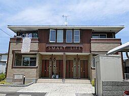 JR湖西線 安曇川駅 徒歩34分の賃貸アパート